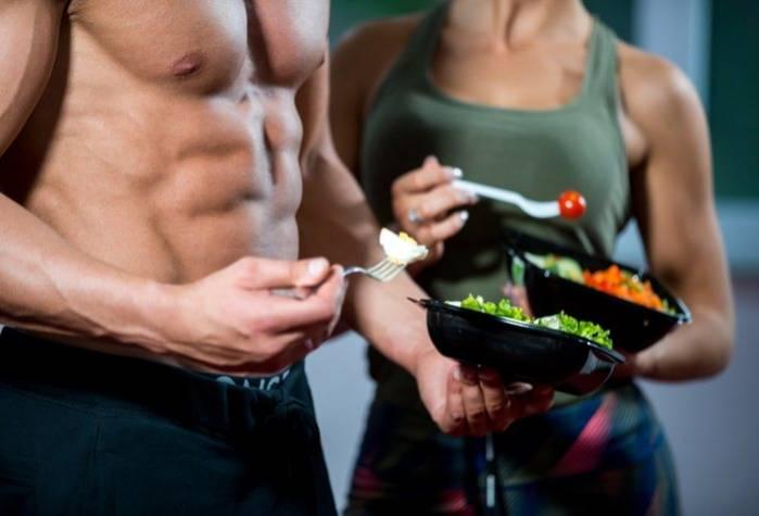 Je reçois un paquet de repas sains adapté à mon objectif